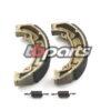 TB Brake Shoe Set, Rear - All KLX110